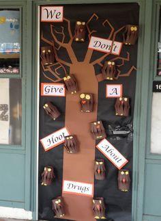 halloween door decorating contest winners. Red Ribbon Door Decorating Ideas - Google Search Halloween Contest Winners R