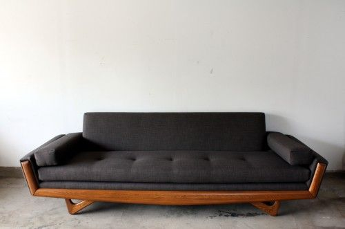 Sofa by Adrian Pearsall Around the house Pinterest