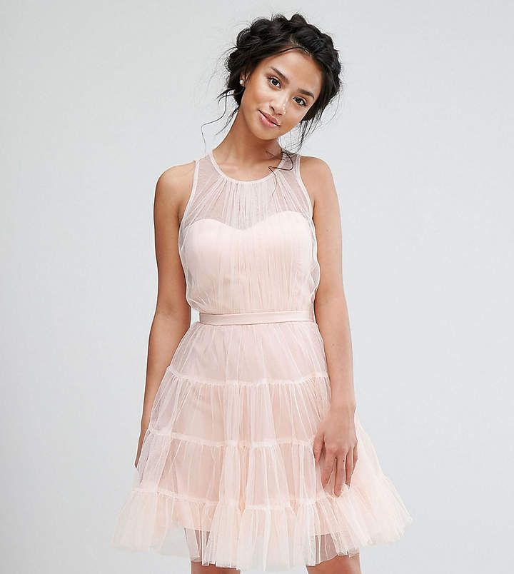 Little Mistress Tulle Prom Dress | Tulle prom dress, Prom