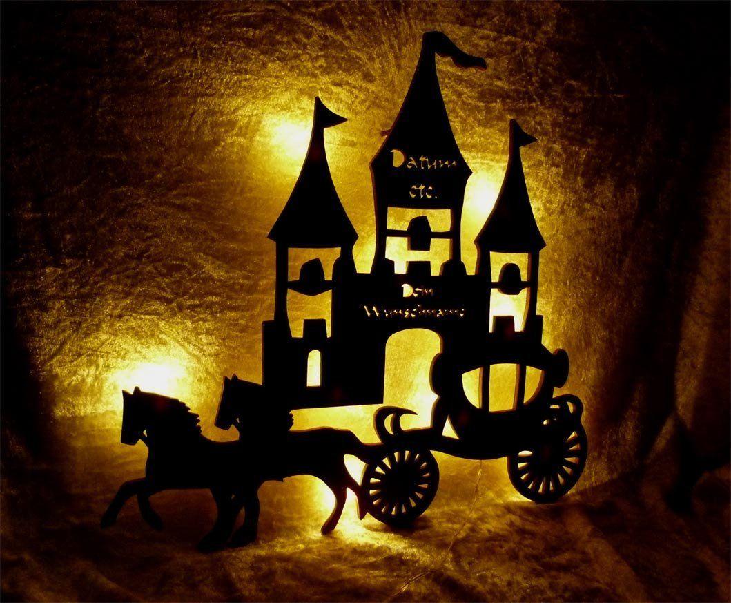 Led Wand Bilder Nachtlicht Lampe Prinzessin Pferde Kutsche Name Geschenke Fur Madchen Marchen Zimmer Nachtlicht Led Wand Geschenke Fur Madchen