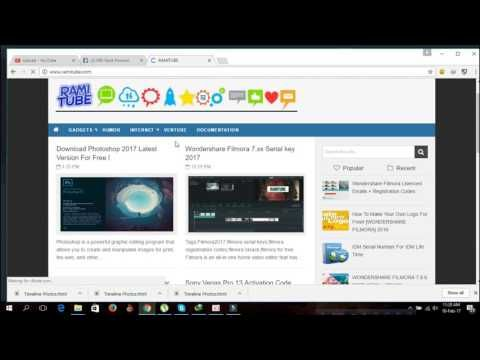 How To Remove Watermark For Wondershare Filmora Video Editor 2017 Video Editor How To Remove Video