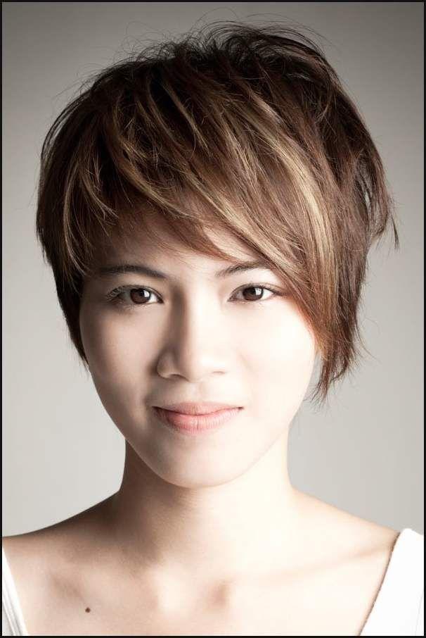 Pixie Cut Föhnen Bilder Mädchende Einfache Frisuren Hair