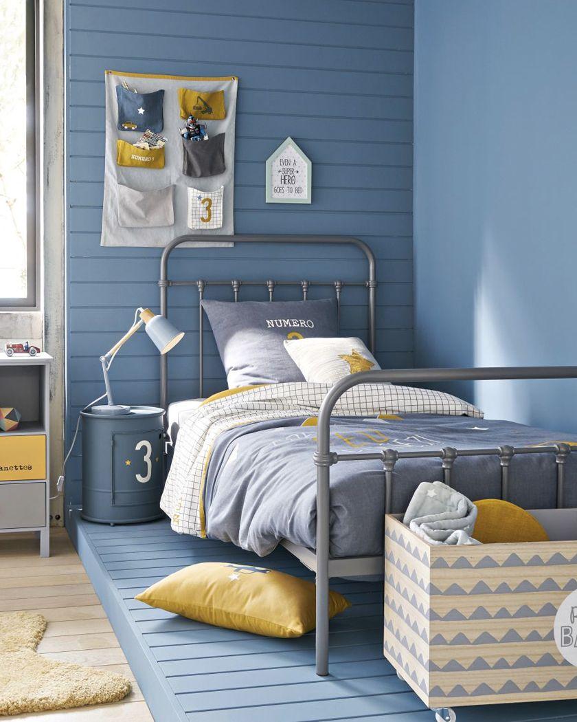 20 lits stylés pour la chambre des enfants  Deco chambre garcon