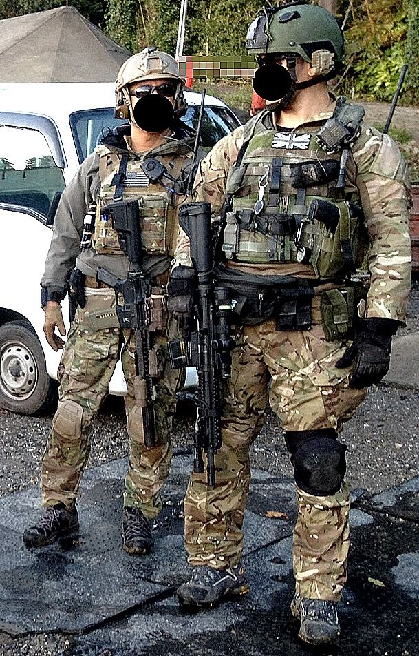 british sas soldier - Google Search | Military | Special ...