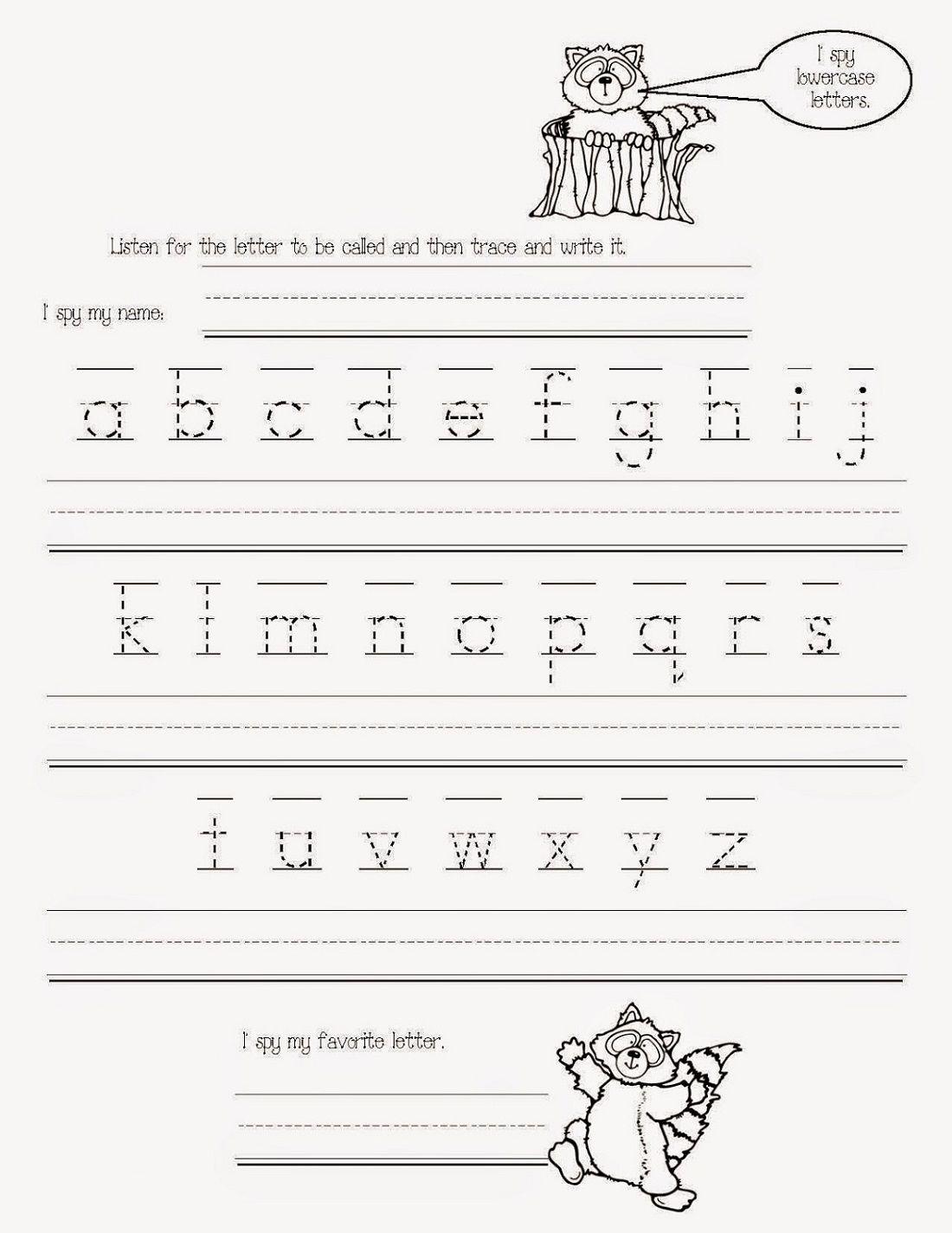 Printable Traceable Alphabet Worksheets A Z Handwriting Worksheets For Kindergarten Free Handwriting Worksheets Word Family Worksheets [ 1424 x 1100 Pixel ]