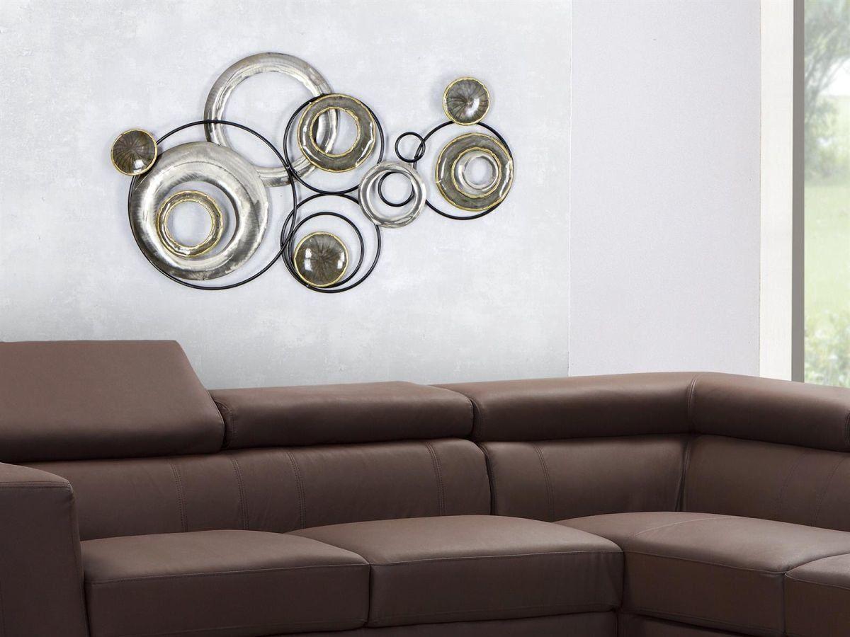 metall wand deko design art ii 78cm beautiful color combinations dwarf fortress colors qvc wanddekoration besondere
