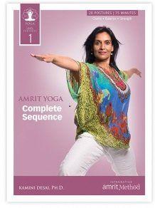 integrative amrit method yoga level 1 complete sequence