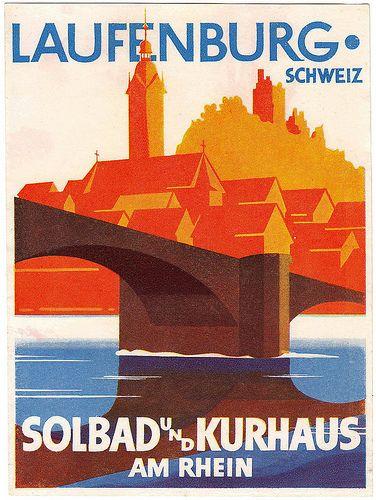 Svizzera - Laufenburg - Soldad und Kurhaus