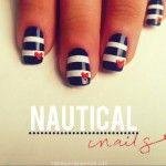 Fun DIY nail art!