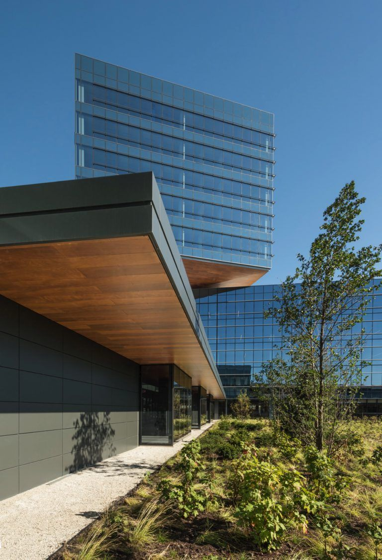 Goettch's Amazing Zurich NA HQ Building Opens for Business