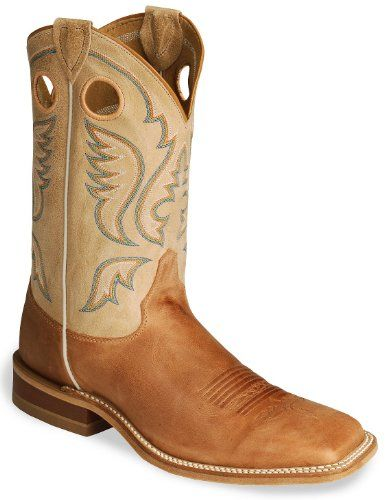 Justin Boots Men S Bent Rail Leather Sole Boot Cowboy Boots