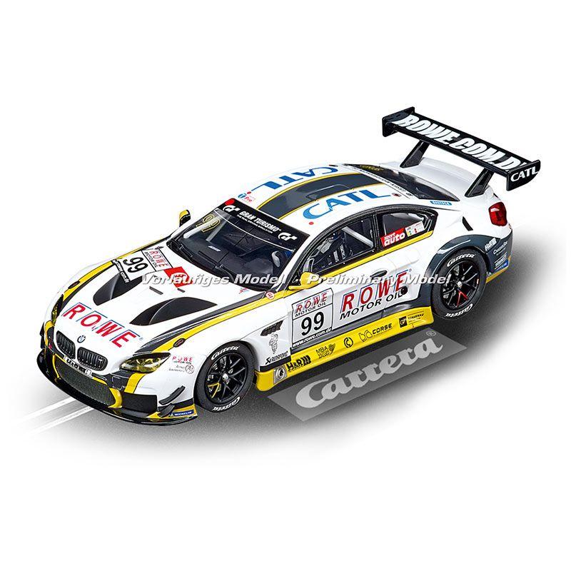 Carrera Bmw M6 Gt3 Rowe Racing No 99