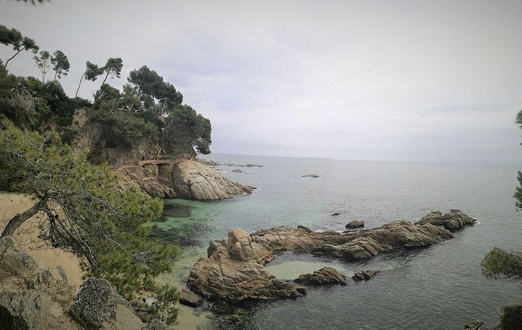 Rutas Mar Mon Cami De Ronda Platja D Aro A Sant Antoni De Calonge En 2021 Rutas Senderismo España Rutas Viajes