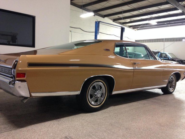 1968 Ford Galaxie Xl Fastback Gt Q Code With Images Ford
