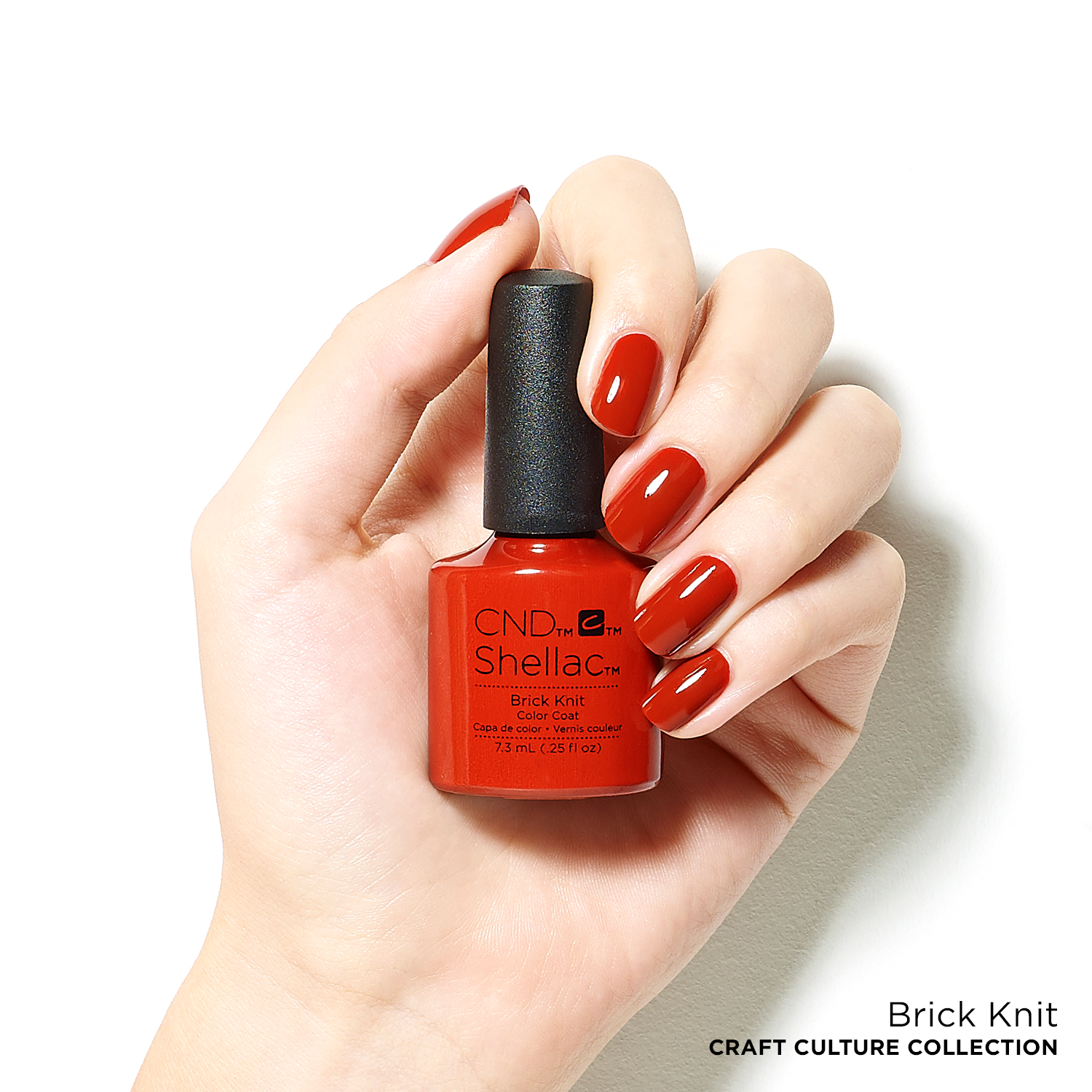 Brick Knit, Craft Culture Collection - Fall 2016 | Nails-Shellac ...