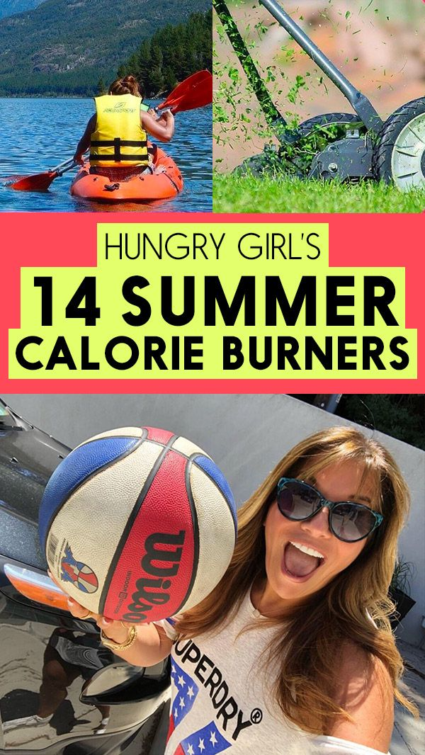 14 Summer Calorie Burners (No Gym Required) | Burn ...