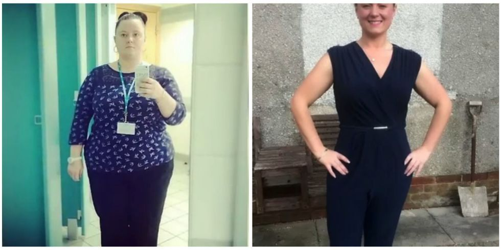 Mom Loses Over 100 Pounds After Drinking Weight Loss Tea