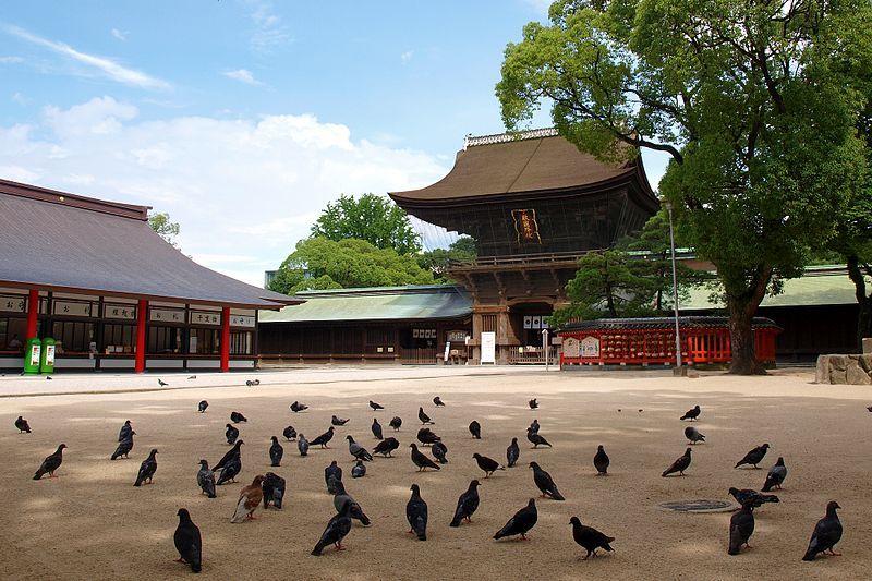 HAKOZAKIGU  #japan#fukuoka