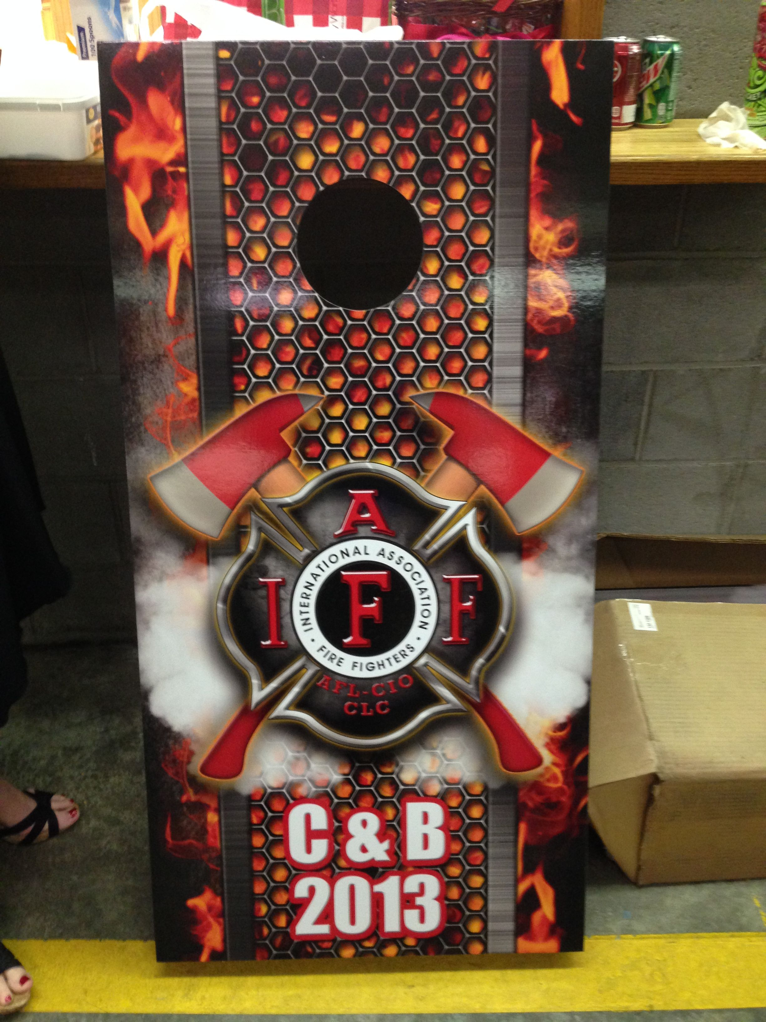 One Of The Ts For The Fire Fighter It Was So Cool