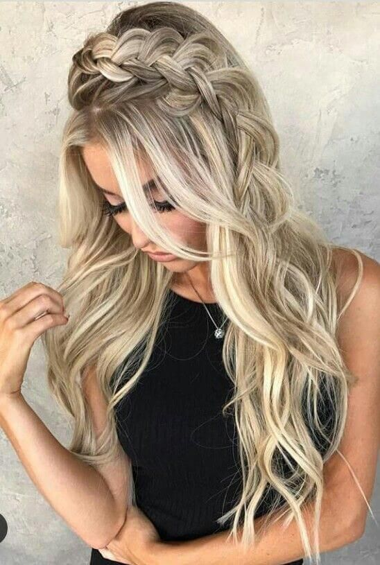 The Coolest Bohemian Hairstyles Options - -