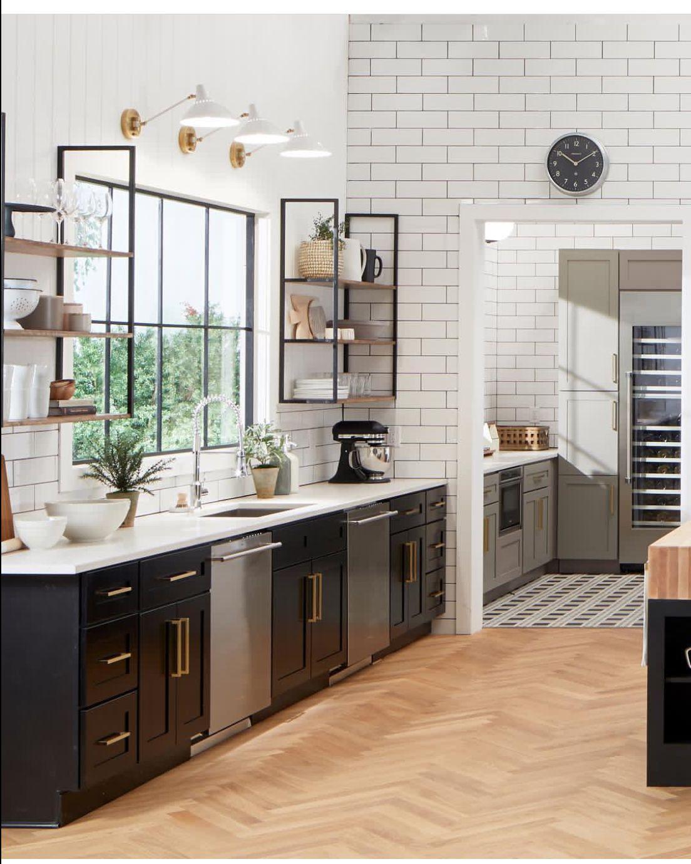 Cuisine et arrière cuisine 🥨🥨🥨  Cuisines design, Amenagement