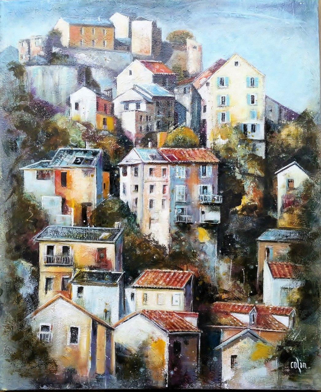 Vente De Peintures L Huile Acrylique Et Pastel Sec Les
