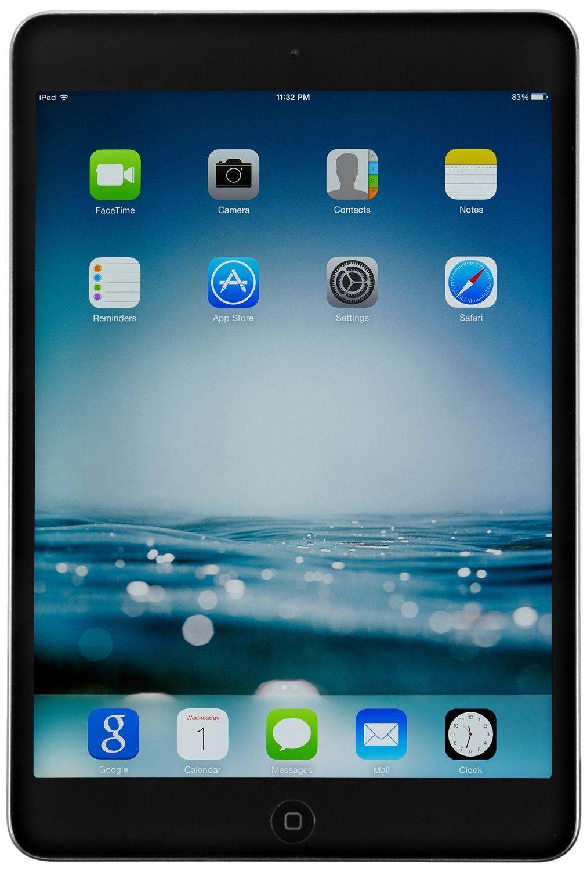 Apple ipad air or ipad mini tablet w retina display