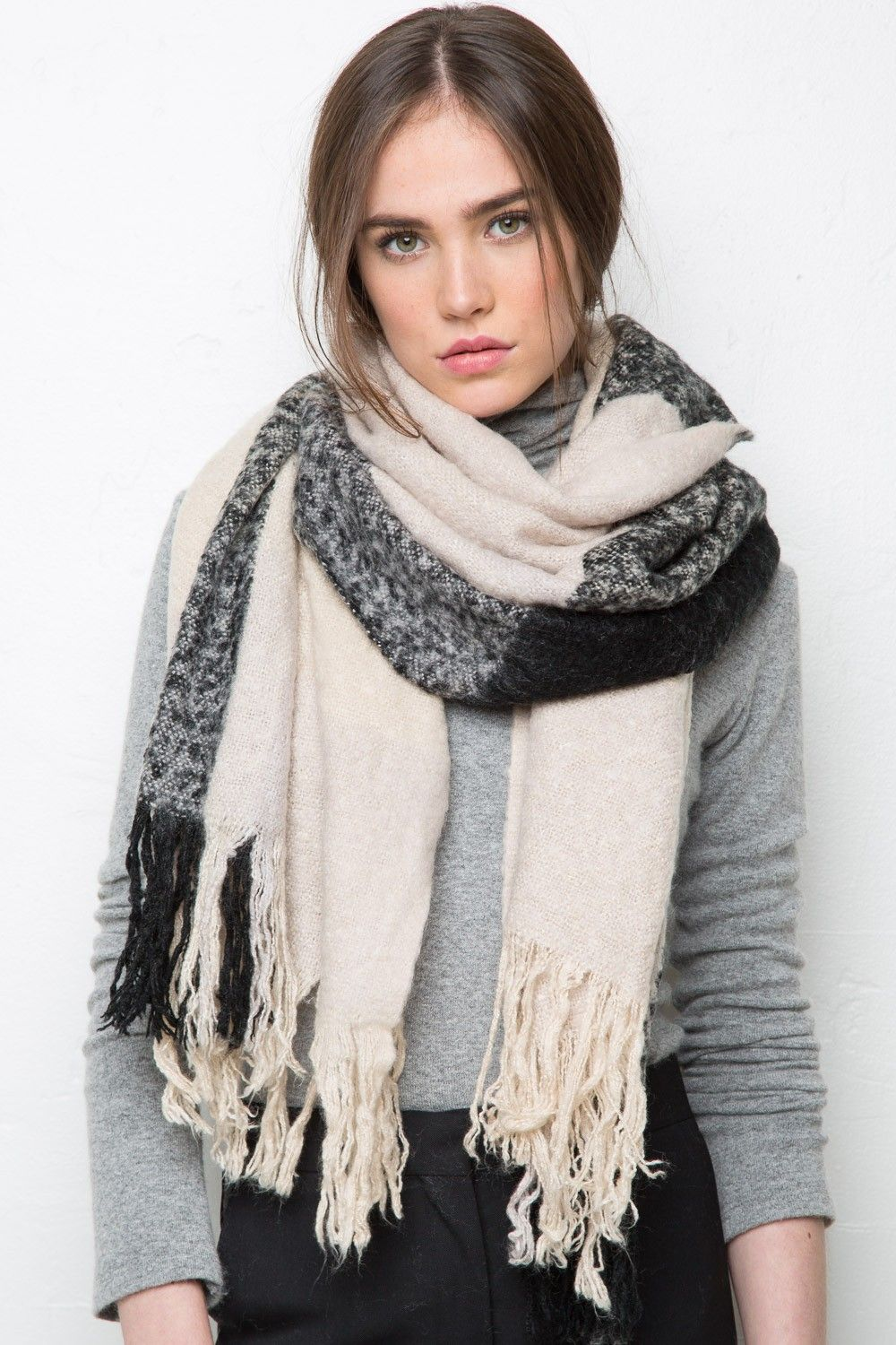 Brandy ♥ Melville | Aileen Scarf - Accessories