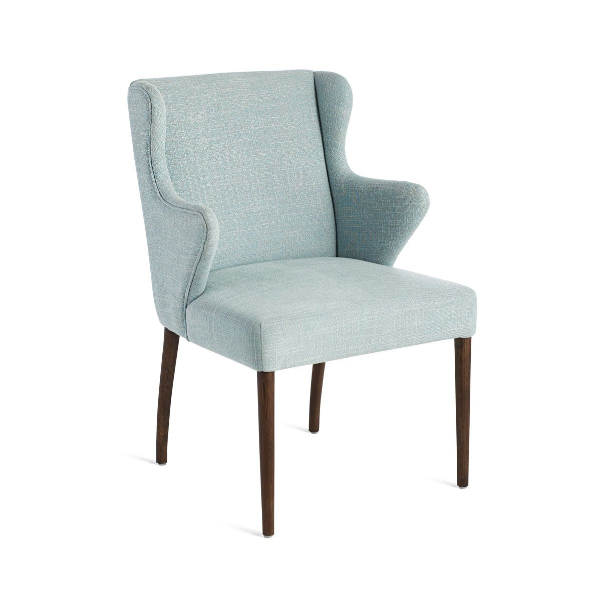 Modern Wingback Armchair in 2019 | Dining Chairs and Stools ...