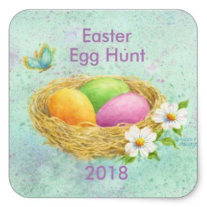 Easter egg hunt stickers 2018 kids stickers gift idea diy decor easter egg hunt stickers 2018 kids stickers gift idea diy decor birthday sticker children christmas negle Images