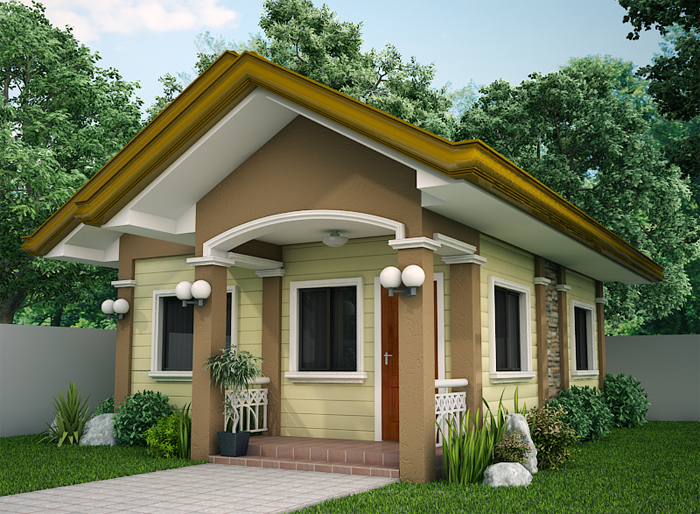 tiny house plans small house design shd 2012001 pinoy eplans modern - Small House Designs
