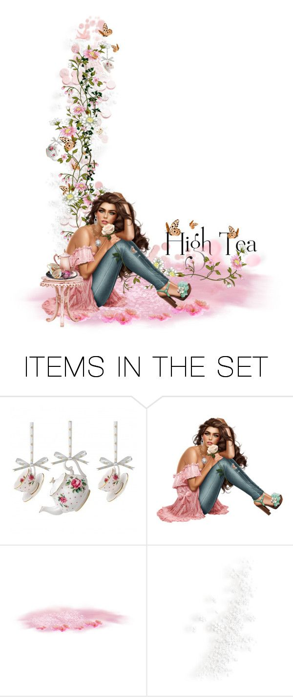 """High Tea"" by my-time-is-now ❤ liked on Polyvore featuring art"