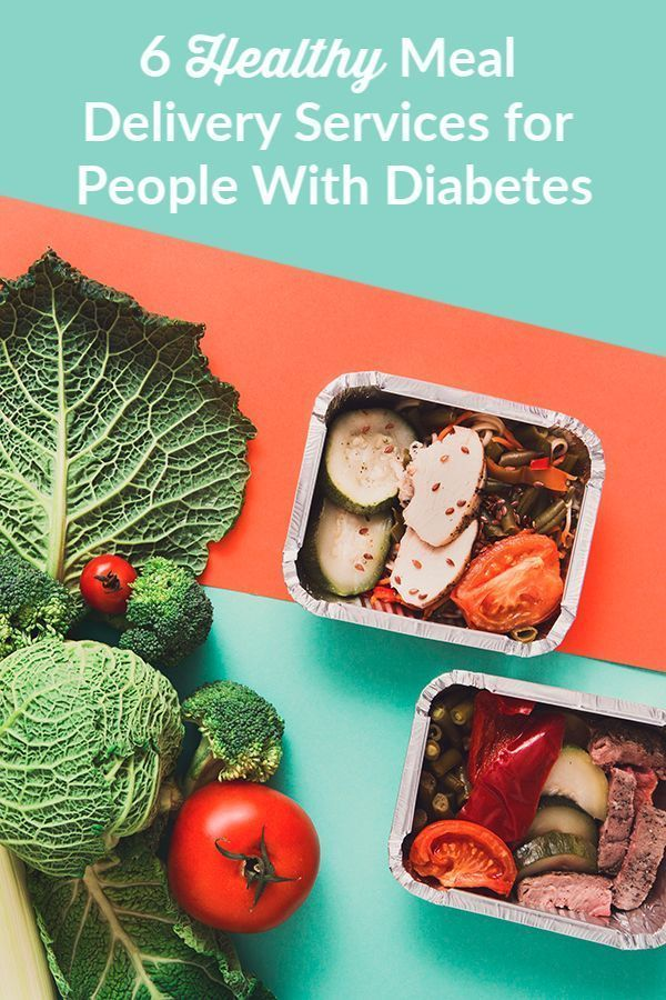 6 Healthy Meal Delivery Services for People With Diabetes