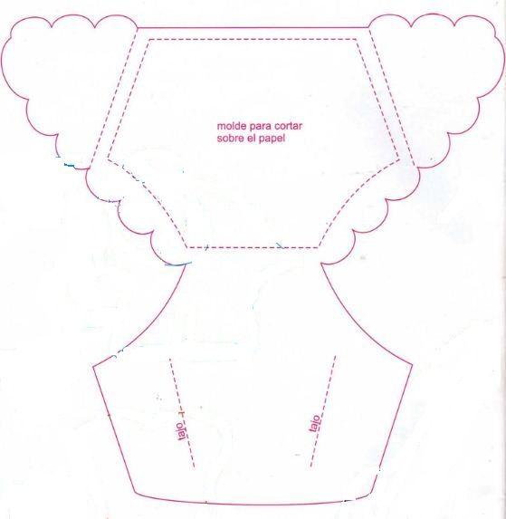 Шаблон открытки для новорожденной девочки, сердечками люблю