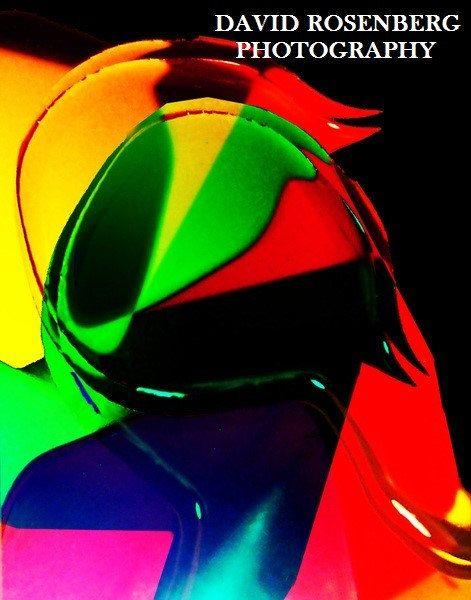 The Felt Parade; original abstract photography by David Rosenberg; by ArtBySarahHinnant on Etsy