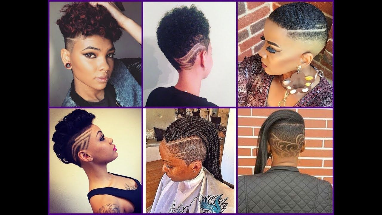 best mohawk haircuts for african american women trendy