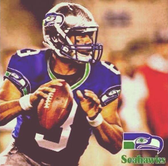 sale retailer cd801 55f7f 3 Russell Wilson Seattle Seahawks Throwback Jersey & Uniform ...