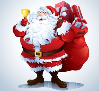 Animated Santa Claus Clip Art | animated santa clip art – santa ...