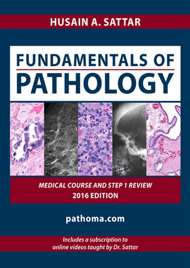 Fundamentals of Pathology Pathoma Book + Video Lectures