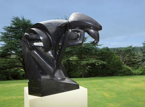 Duchamp Villon 1914 'Paard'