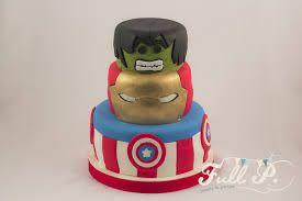 torta de advengers
