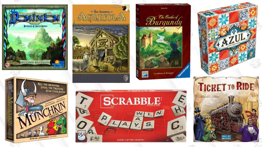 Our board game CoOp was the most active reader poll since