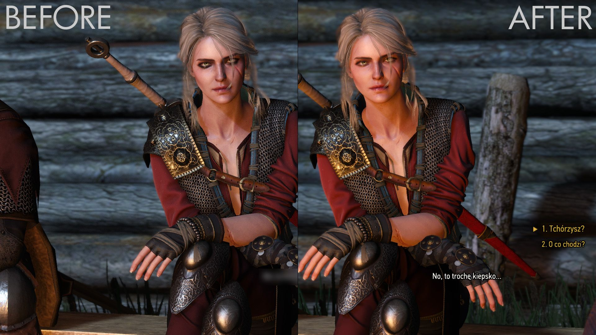 Lore Friendly Ciri The Witcher Series In 2019 The