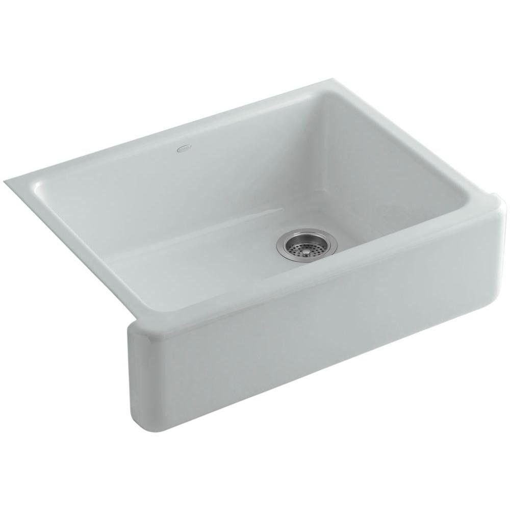 Kohler K 6487 Whitehaven 30 Cast Iron Farmhouse Sink Single