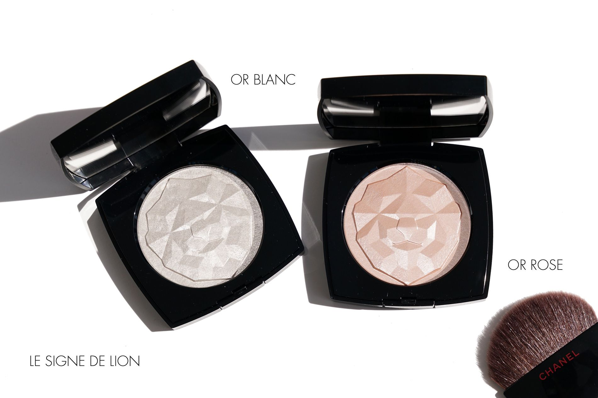 8648aec0a8 Chanel Le Signe du Lion Illuminating Powder Review | The Beauty Look ...