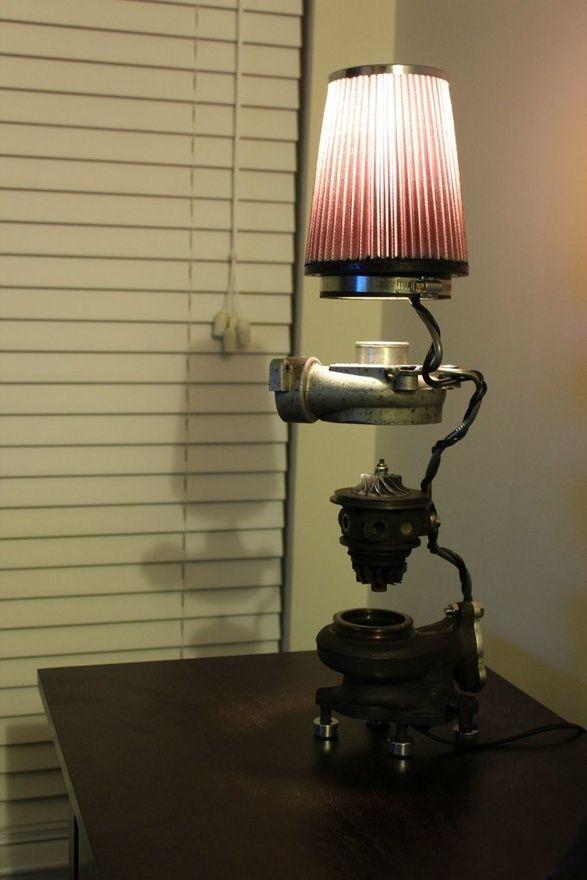 Charmant Turbocharger Lamp   Imgur