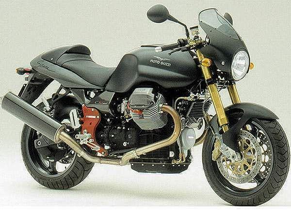 moto guzzi v11 sport scura standard issue motos. Black Bedroom Furniture Sets. Home Design Ideas