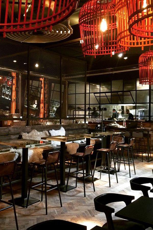 Nieuwe hotspot in amsterdam panache elle eten for Nieuwe restaurants amsterdam