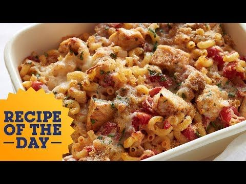Recipe of the Day: Recipe of the Day: Giada's Italian Baked Chicken + Pasta With sauteed chicken ...