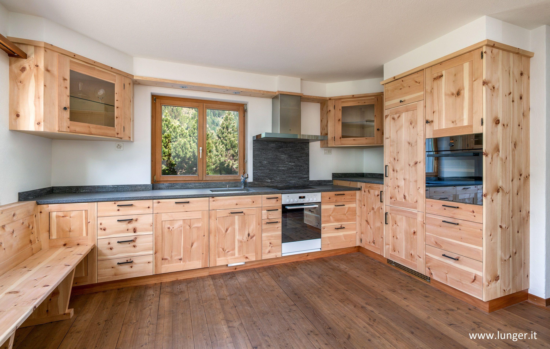 Pin auf Cucina e zona pranzo - mobili in legno naturale